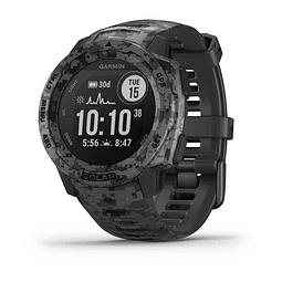 GARMIN RELOJ Smartwatch Garmin Instinct Solar CAMO 010-02293-15