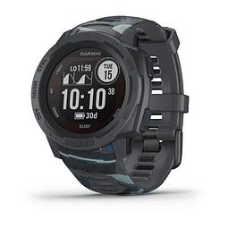GARMIN RELOJ Smartwatch Garmin Instinct® Solar Edición Surf Pipeline 010-02293-17