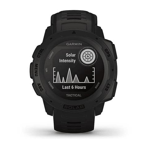 GARMIN RELOJ Smartwatch Instinct® Solar: Tactical Edition 010-02293-13