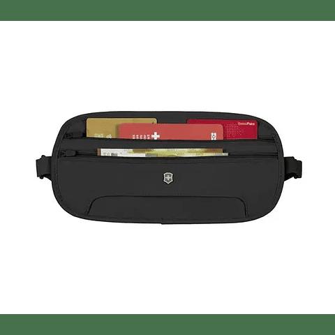 Cinturón de seguridad de lujo Victorinox 610601 color negro