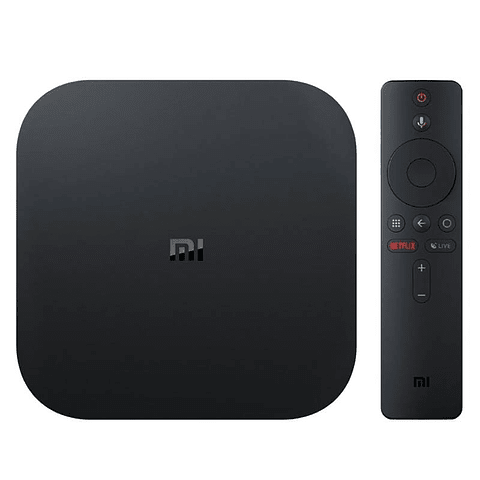 Xiaomi Mi Box S 4K HDR - Android Tv / Global