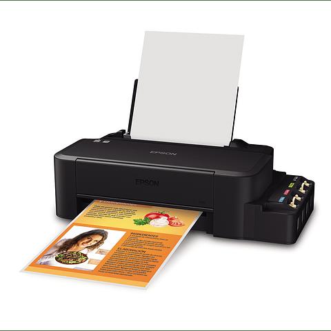 Impresora Epson Ecotank L120, Inyección de Tinta Color