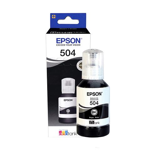 Tinta Epson T504120-AL Negra
