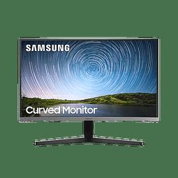 "32"" FHD Curved Monitor con diseño sin bordes LC32R500FHLXZX"