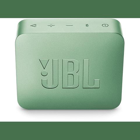 Parlante Bluetooth JBL GO2 Menta  (estuche regalo)