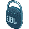 JBL  Parlante Portátil JBL Bluetooth Clip 4 AZUL