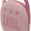 JBL  Parlante Portátil JBL Bluetooth Clip 4 ROSADO