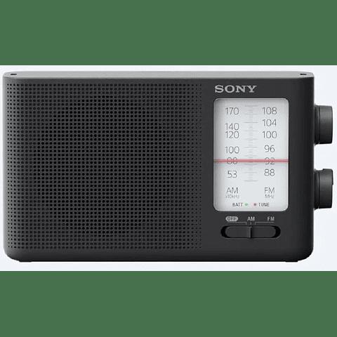 Radio Sony ICF19 Fm/am De Sintonización Analógica Portátil