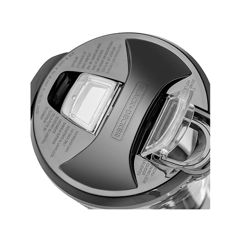 LICUADORA BLACK+DECKER PLATA BL1140MS-CL