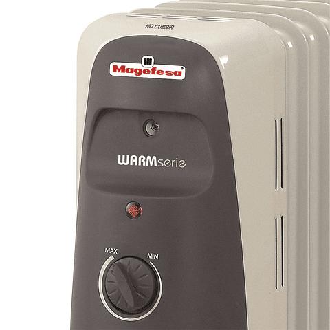 Radiador Magefesa 9 Element 2000 Warm Ser