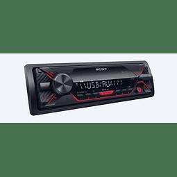 Radio para auto SONY multimedia con USB DSX-A110U