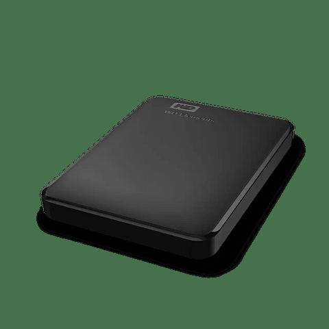 DISCO DURO EXTERNO WESTERN DIGITAL 2TB WDBU6Y0020BBK