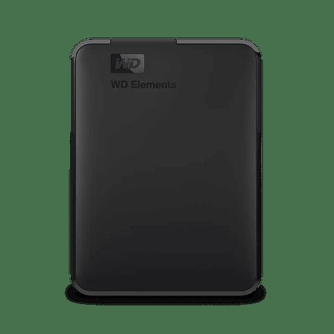 DISCO DURO EXTERNO WESTERN DIGITAL 1TB WDBUZG0010BBK