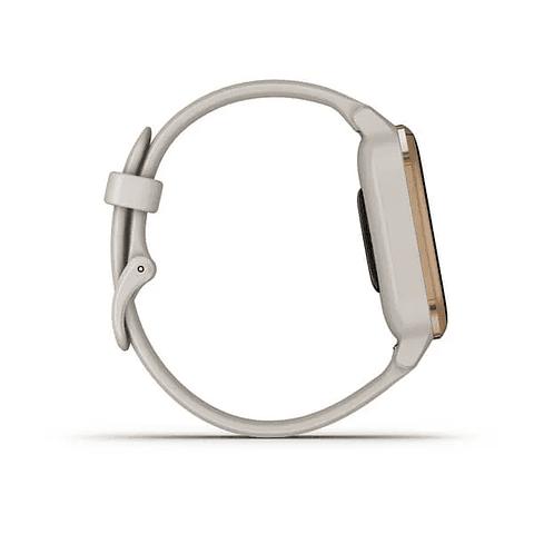 Reloj Garmin Venu® Sq Music Light Sand Rose Gold 0100242611