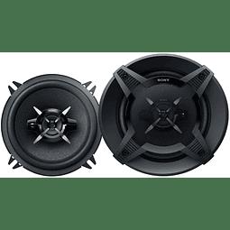 Sony XSFB1330 - Altavoces de audio para coche (240 W, 3 vías, 1 par) (Negro)
