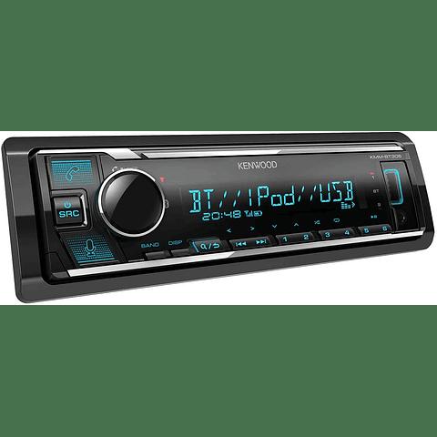 Radio Auto Kenwood KMMBT306 Bluetooth