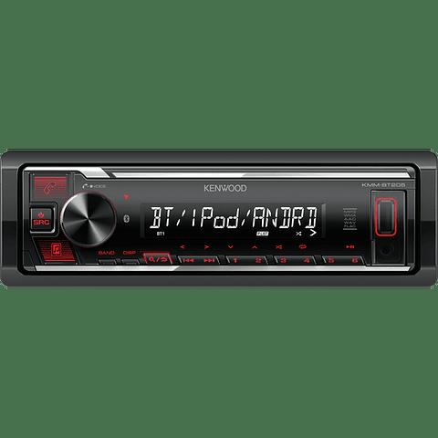 Radio Auto Kenwood KMMBT205 Bluetooth