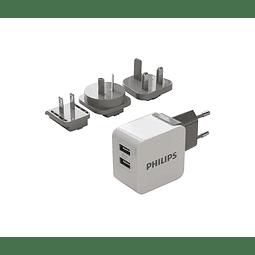 Cargador de viaje USB DLP2220/10