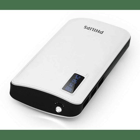 Batería portáti 11000Mah con 3 puertos USB DLP6006/97