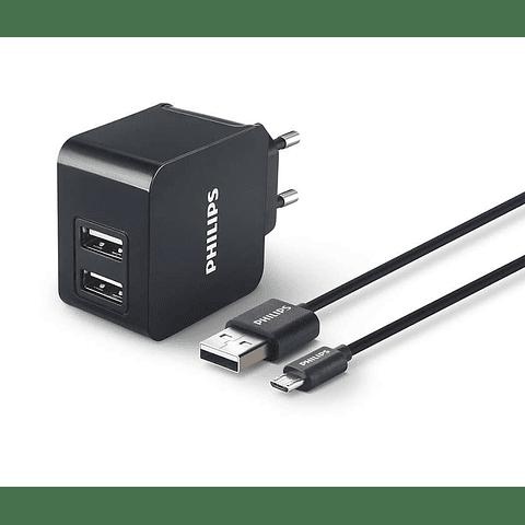 Cargador USB de pared DLP2307U/12