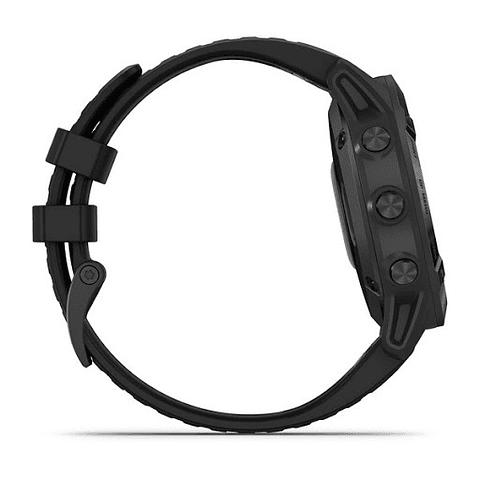 fenix 6 Sapphire Gray C/Black 010-02158-25