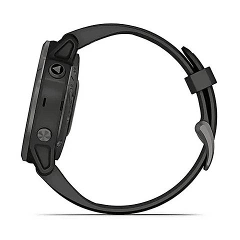GARMIN fenix 6S Sapphire Carbon Gray DLC C/Black 010-02159-27