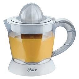 Exprimidor de cítricos Oster blanco con rotación bidireccional