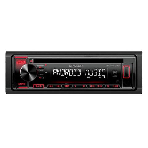 Radio para Auto Kenwood KDC-MP172u