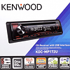 Radio para Auto Kenwood KDC-MP172u