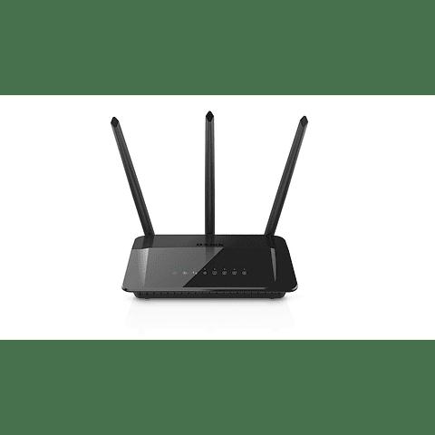 D-Link AC1750 High Power Wi-Fi Gigabit Router DIR‑859