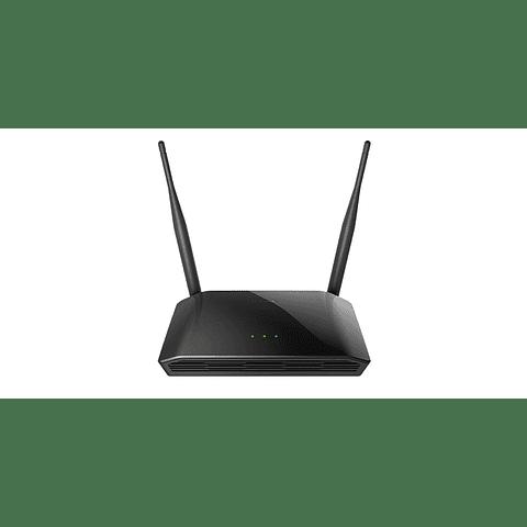 D-Link Wireless N 300 Router DIR-615