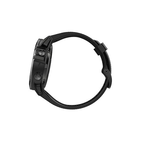 Reloj Inteligente Garmin Fenix 5X GPS - Zafiro Pizarra Gris