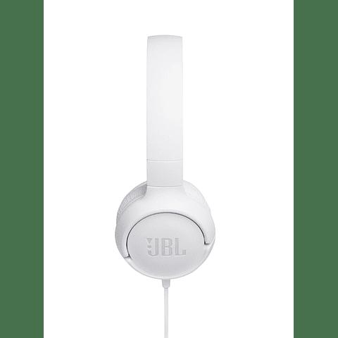 Audifono con microfono JBL T500 con cable
