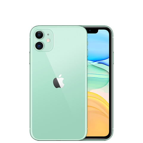 Iphone 11  128GB verde + cargador inalambrico Philips de regalo NUEVO-SELLADO
