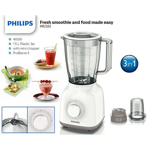 Licuadora Daily Collection Philips HR2102/00