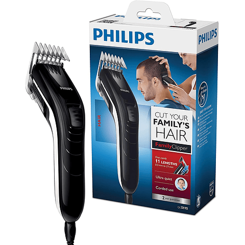 Corta Pelo Serie 5000 Philips QC5115