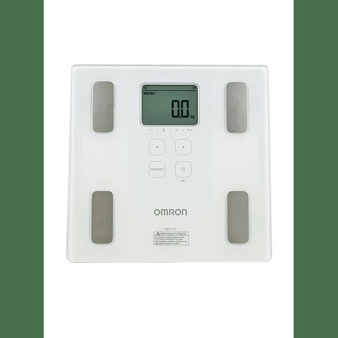 Balanza de Control Corporal Omron HBF214