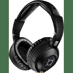 Sennheiser MM 550-X Travel - Auriculares de diadema cerrados Bluetooth, negro