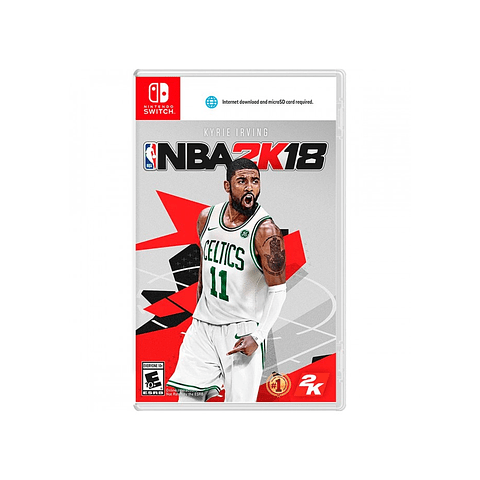 NBA 2K 18 SWITCH