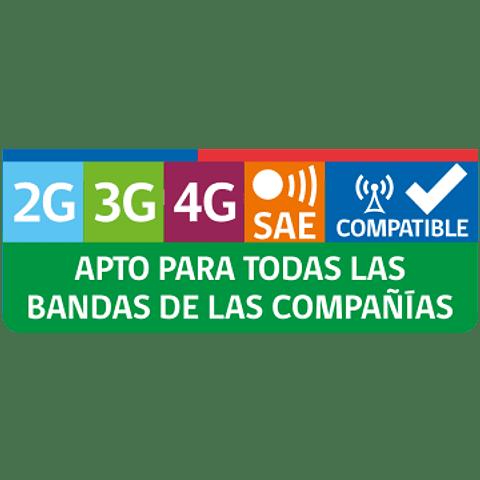 TELEFONO CELULAR SAMSUNG A10S COLOR AZUL A107M 32GB