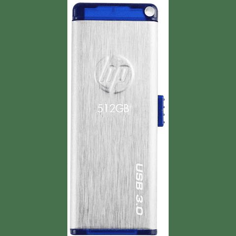 PENDRIVE HP  512GB  USB 3.0  x730 W