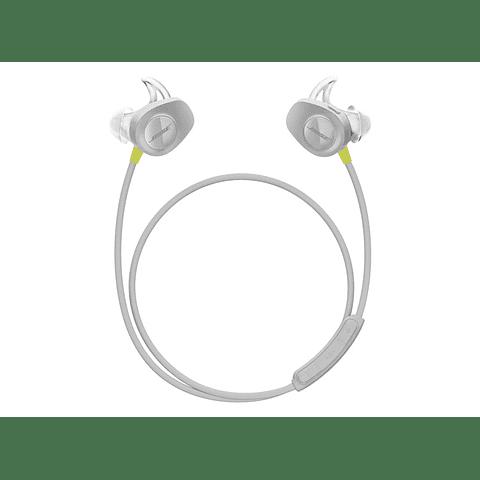Audifono BOSE soundsport wireless Citron