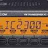 Radio Movil Base Banda Corrida IC-2300H ICOM