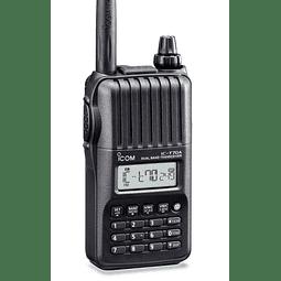 IC-T70A Transceptor de boble banda VHF/UHF ICOM