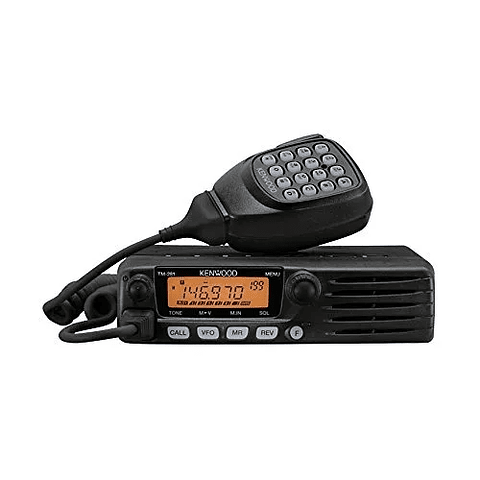 RADIO MOVIL BASE VHF AMATEUR KENWOOD TM281A
