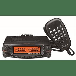 Radio-Móvil YAESU FT-8800R,  FM Dual Band, 50W