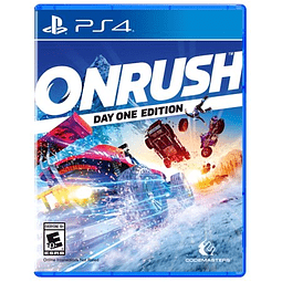 JUEGO PLAYSTATION 4 ON RUSH DAY 1