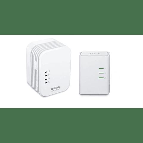D-LINK Powerline AV 500 Wireless N Mini Starter Kit DHP-W311AV