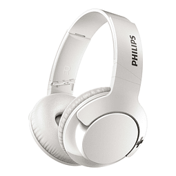 AUDIFONO BLUETOOTH PHILIPS SHB3175 BLANCO