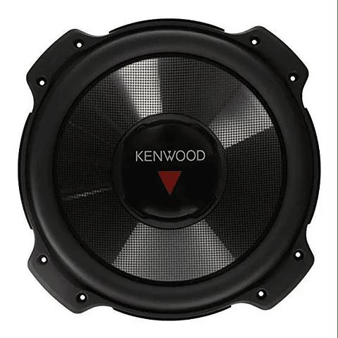 Subwoofer Kenwood Kfc-w3016ps De 12 Pulgadas Y 2000 Vatios